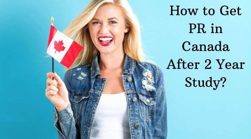 Get PR for Canada
