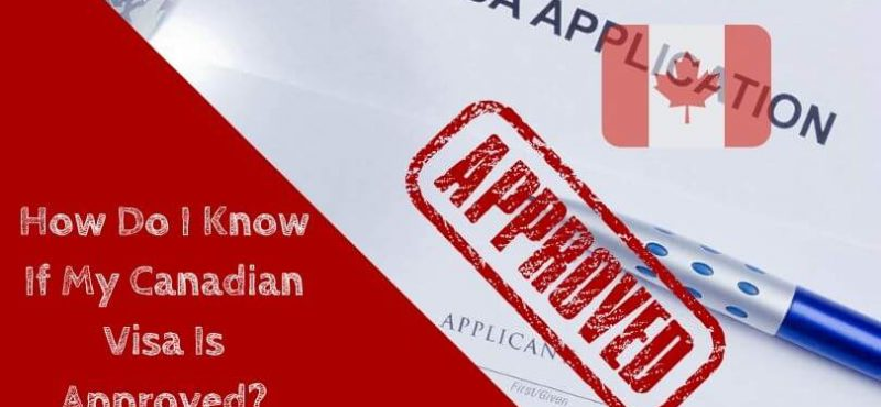 Canadian Visa Approved